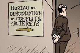 Conflit d'intérêts, abus de biens sociaux... Voir mon Site www.jesuispatrick.fr