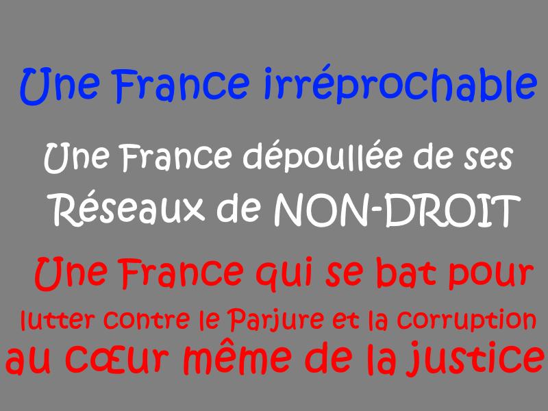 LRAR N°3 du 19 Septembre  2016 N°1A 131 107 3964 7 à  Monsieur le Président de l'Assemblée Nationale Commission d'Enquête Parlementaire www.je_suis_debout.fr Site de www.maisonnonconforme.fr