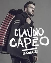 CLAUDIO CAPEO en CONCERT  voir site www.maisonnonconforme.fr de Patrick DEREUDRE